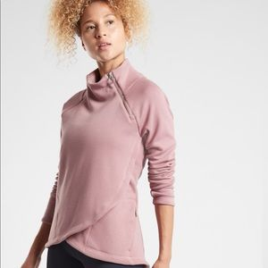 Cozy karma asym pullover